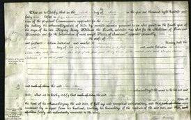 Deed by Married Women - Jane May-Original Ancestry