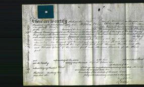 Deed by Married Women - Elizabeth Gibson-Original Ancestry