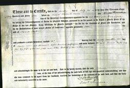 Deed by Married Women - Ann Taylor-Original Ancestry