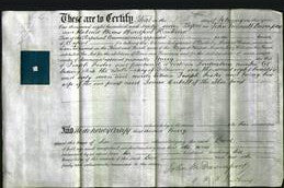 Deed by Married Women - Mary Foster-Original Ancestry