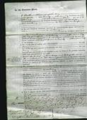 Court of Common Pleas - Mary Cooper-Original Ancestry