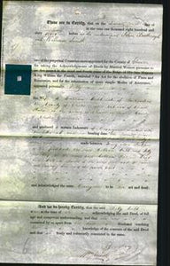 Deed by Married Women - Betty Webb-Original Ancestry