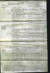 Court of Common Pleas - Ann Kettle-Original Ancestry