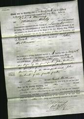 Deed by Married Women - Sarah Watkinson-Original Ancestry