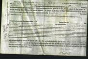 Deed by Married Women - Elizabeth Dorothea Mellor-Original Ancestry