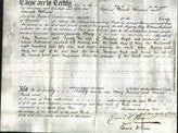 Deed by Married Women - Mary Prosser and Sarah Lloyd-Original Ancestry