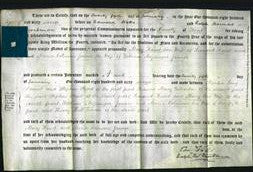 Deed by Married Women - Mary Hunt and Maria Coleman Jenner-Original Ancestry