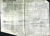 Deed by Married Women - Catherine Vaudrey-Original Ancestry