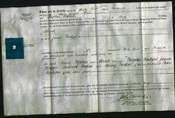 Deed by Married Women - Maria Hodges-Original Ancestry