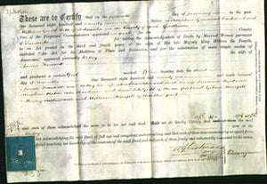 Deed by Married Women - Betsey Howorth-Original Ancestry
