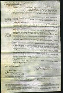 Court of Common Pleas - Betsey Howorth-Original Ancestry