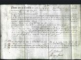 Deed by Married Women - Sarah Ward and Lucy Lewis-Original Ancestry