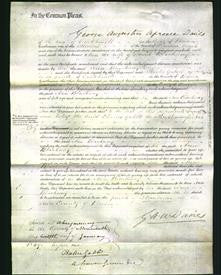 Court of Common Pleas - Ann Blackway-Original Ancestry