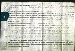 Deed by Married Women - Susan Abby, Sarah Bunnett, Ann Vout and Maria Larkman-Original Ancestry