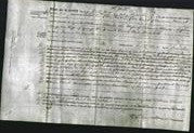 Deed by Married Women - Elizabeth Clitherow Absell, Sophia Thorp, Sarah Ann Mitchell-Original Ancestry