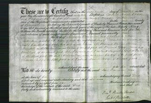 Deed by Married Women - Jane Permewan-Original Ancestry