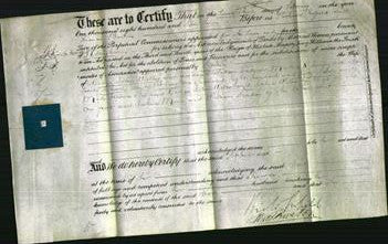 Deed by Married Women - Sophia Willey-Original Ancestry