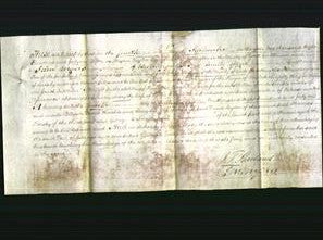 Deed by Married Women - Mary Kinchlo-Original Ancestry
