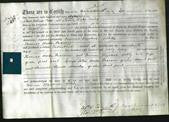 Deed by Married Women - Frances Elizabeth Ashby-Original Ancestry