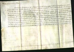 Court of Common Pleas - Mary Jones-Original Ancestry