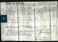 Deed by Married Women - Mary Robinson-Original Ancestry