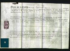 Deed by Married Women - Frances Olive Darling-Original Ancestry