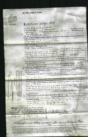 Court of Common Pleas - Mary Walker-Original Ancestry