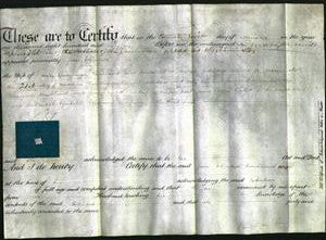 Deed by Married Women - Jane Elizabeth Buckland-Original Ancestry