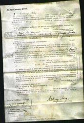 Court of Common Pleas - Mary Biddle #3-Original Ancestry