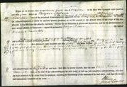 Deed by Married Women - Eliza Louisa Pauncefole-Original Ancestry
