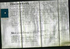 Deed by Married Women - Clarinda Pettis and Sophia Fowler-Original Ancestry