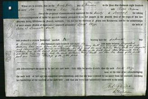 Deed by Married Women - Edith Eliza Cave-Original Ancestry