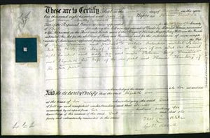 Deed by Married Women - Elizabeth Demaine-Original Ancestry