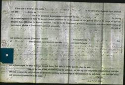 Deed by Married Women - Dorcas Hayesmore and Mercy Moon-Original Ancestry