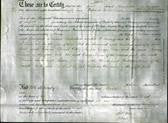 Deed by Married Women - Maria Laws-Original Ancestry