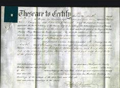 Deed by Married Women - Mary Senior-Original Ancestry