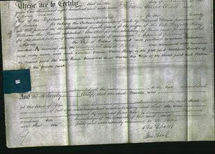 Deed by Married Women - Maria Simmons-Original Ancestry