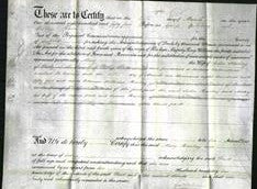 Deed by Married Women - Mary Haskey-Original Ancestry