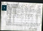 Deed by Married Women - Maria Evans-Original Ancestry