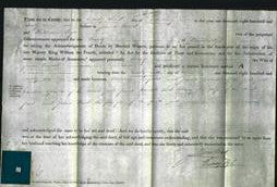 Deed by Married Women - Mary Cornell-Original Ancestry