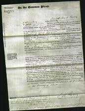 Court of Common Pleas - Mary Anne Kempster-Original Ancestry