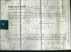 Deed by Married Women - Mary Ann Boote-Original Ancestry