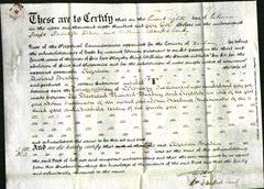 Deed by Married Women - Elizabeth Bradley-Original Ancestry
