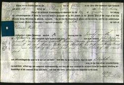 Deed by Married Women - Elizabeth Yates-Original Ancestry