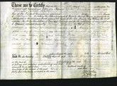 Deed by Married Women - Sarah Elizabeth Watts-Original Ancestry