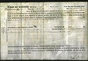 Deed by Married Women - Elizabeth Charlesworth-Original Ancestry