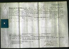 Deed by Married Women - Fearne Susanne Adele Drewe-Original Ancestry