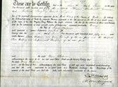 Deed by Married Women - Mary Chapman-Original Ancestry