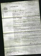 Court of Common Pleas - Betsy Mashiter-Original Ancestry