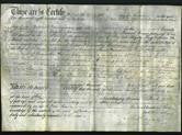 Deed by Married Women - Catherine Beckingham Rayness-Original Ancestry